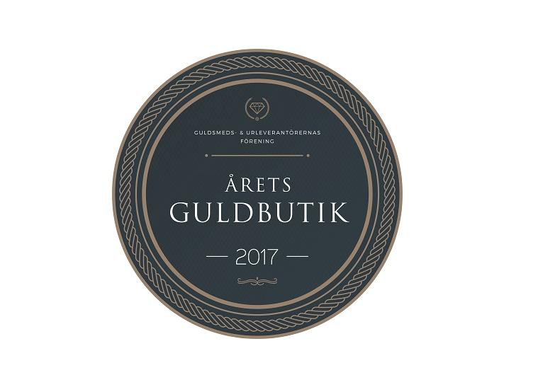 Årets guldbutik 2017
